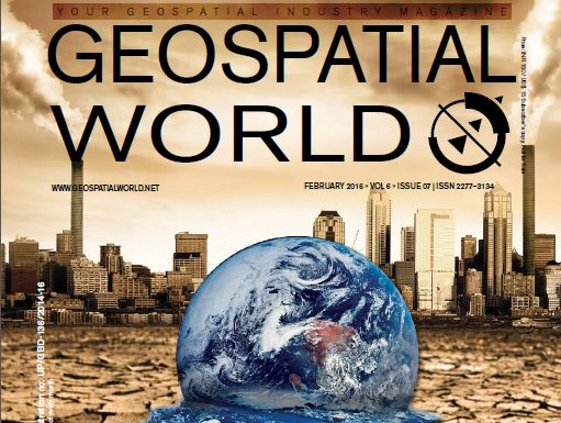 Geospatial World Magazine Février 2016