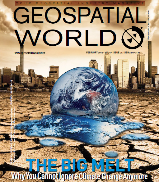 Geospatial World Magazine Février 2016