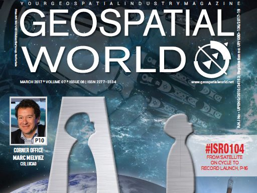 Geospatial World Magazine Mars 2017