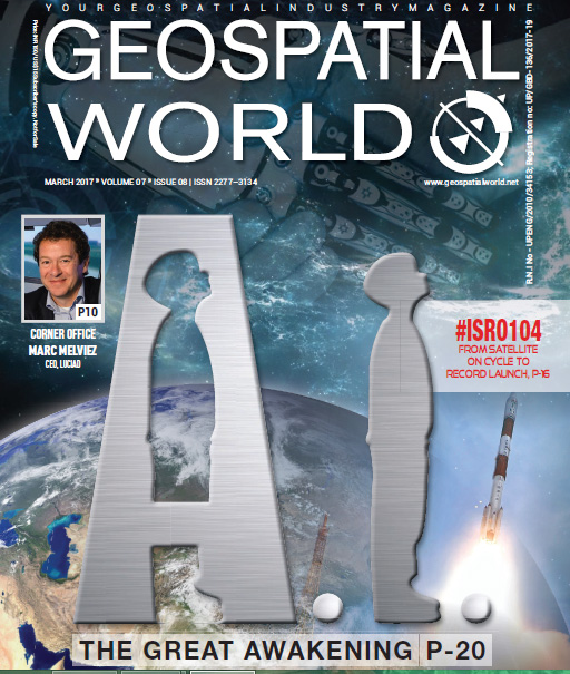 Geospatial World Magazine Mars 2017